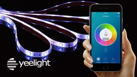 Xiaomi presenta Yeelight Lightstrip, una striscia luminosa smart