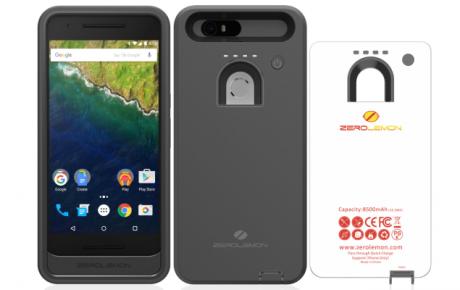 ZeroLemon custodia Nexus 6P
