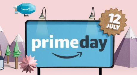 Amazon prime day 12 luglio