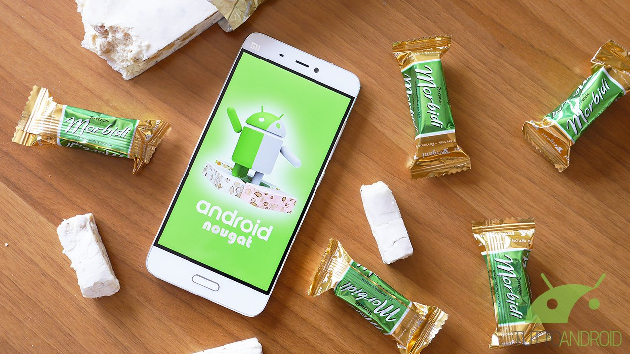 Android 7.0 Nougat permette di personalizzare il menù delle condivisioni