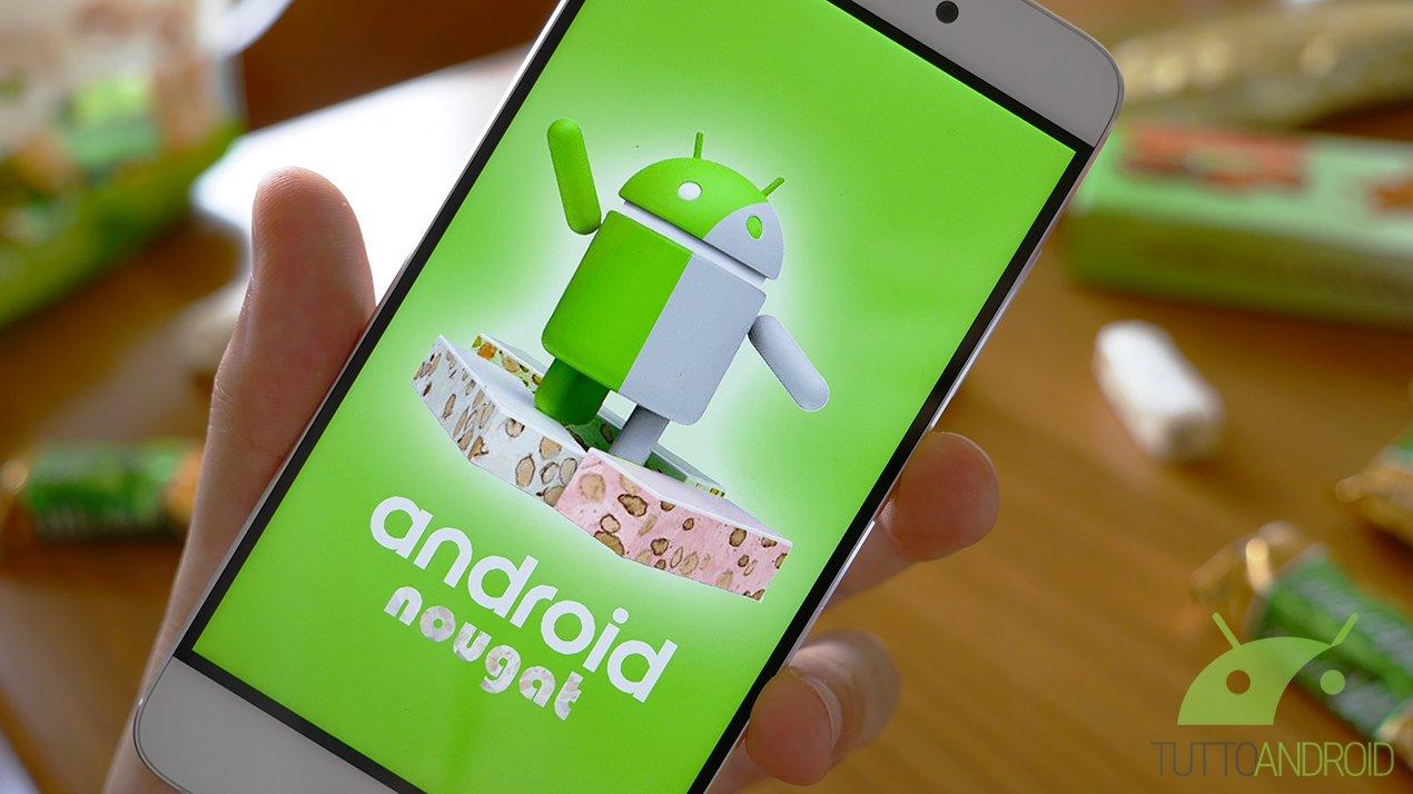 Android 7.1 Nougat sarà rilasciato per Nexus 6P e Nexus 5X entro l'anno