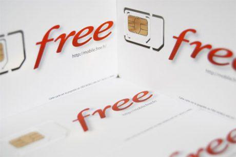 Free mobile sim