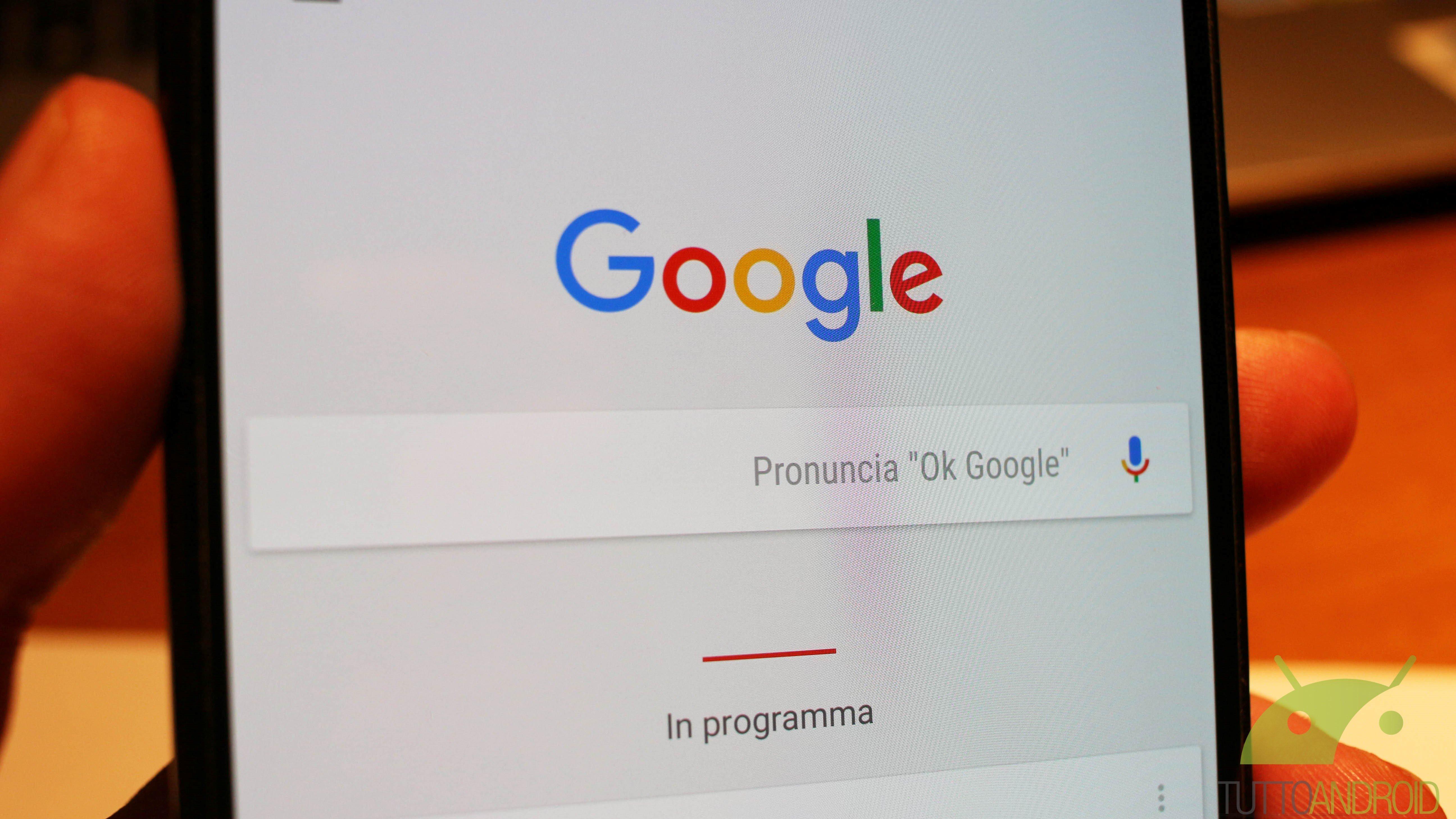 """La ricerca interna """"Nelle app"""" è disponibile in Italia"""