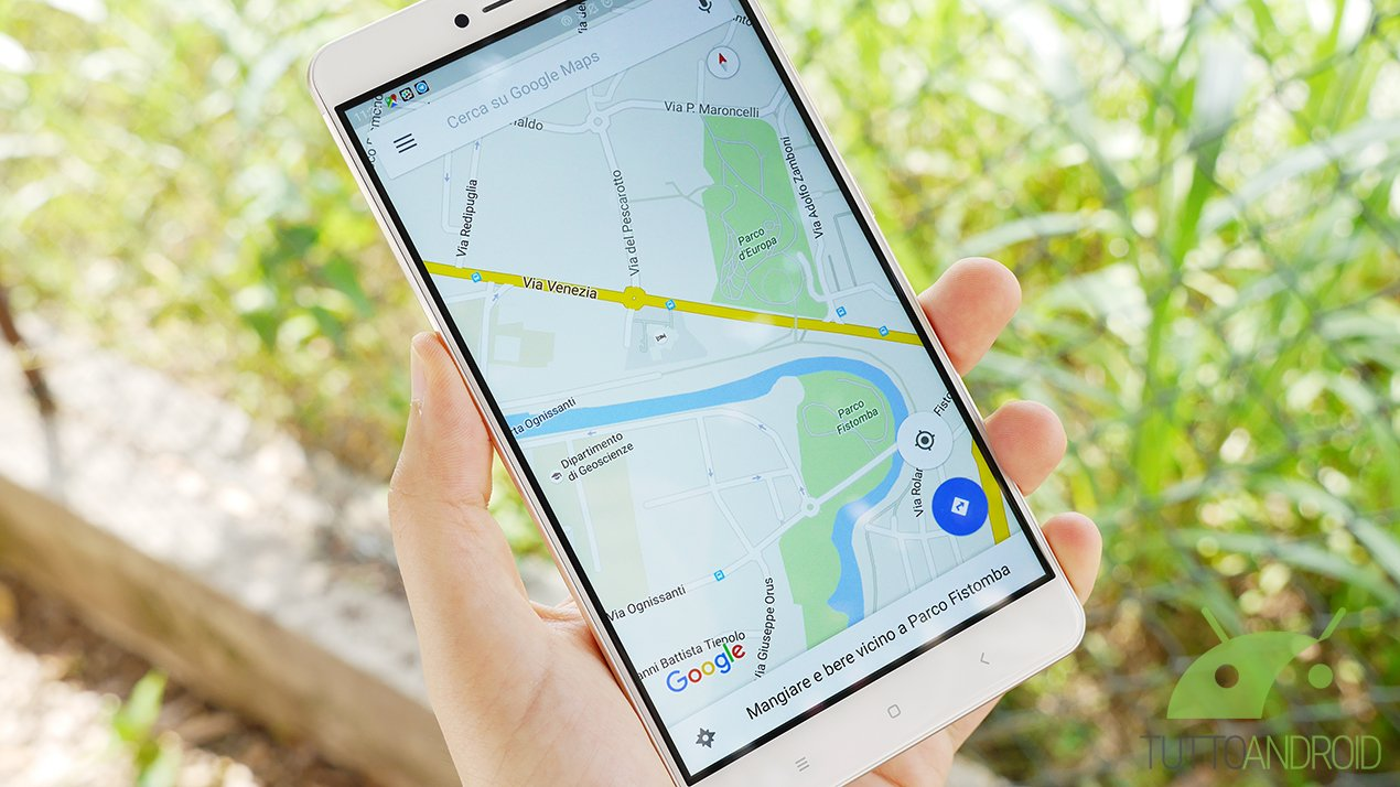Google Maps per Android si aggiorna alla versione 9 53