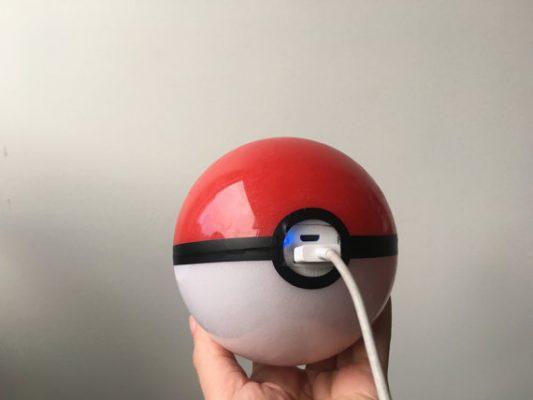 Caricatore Portatile Pokémon GO