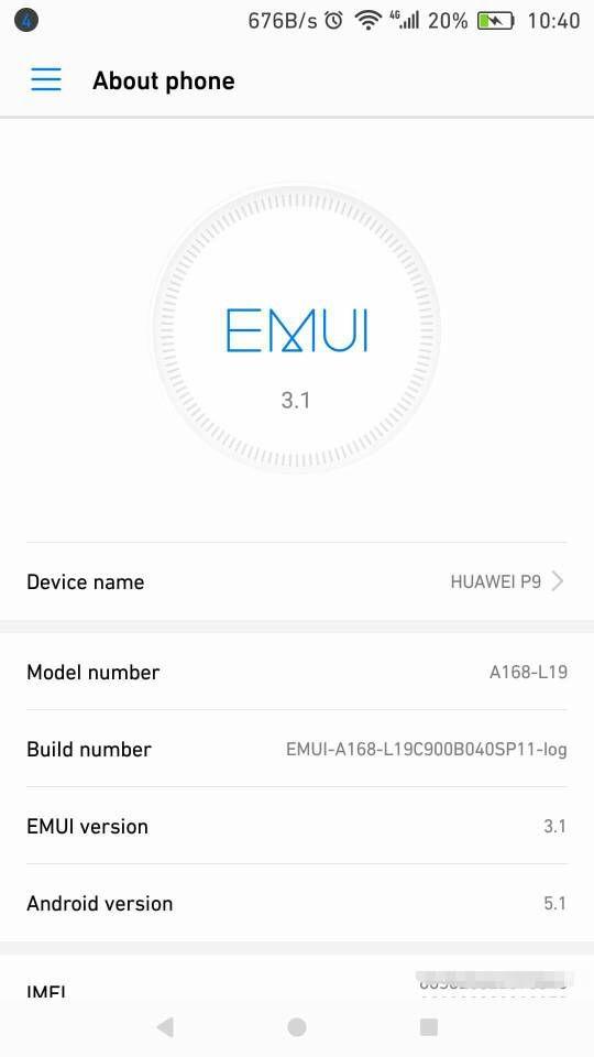 android 7 0 nougat beta disponibile per huawei p9