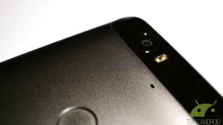 Nexus 6P fotocamera