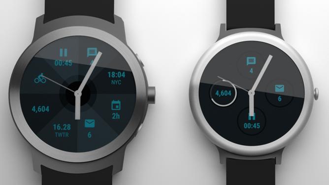 Google smartwatch Nexus: prime immagini in rete