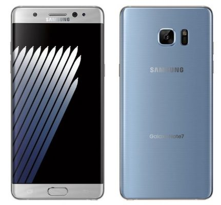 Samsung Galaxy Note 7 in nuovi render