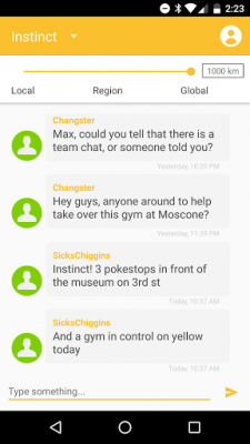 RazerGo Pokémon GO
