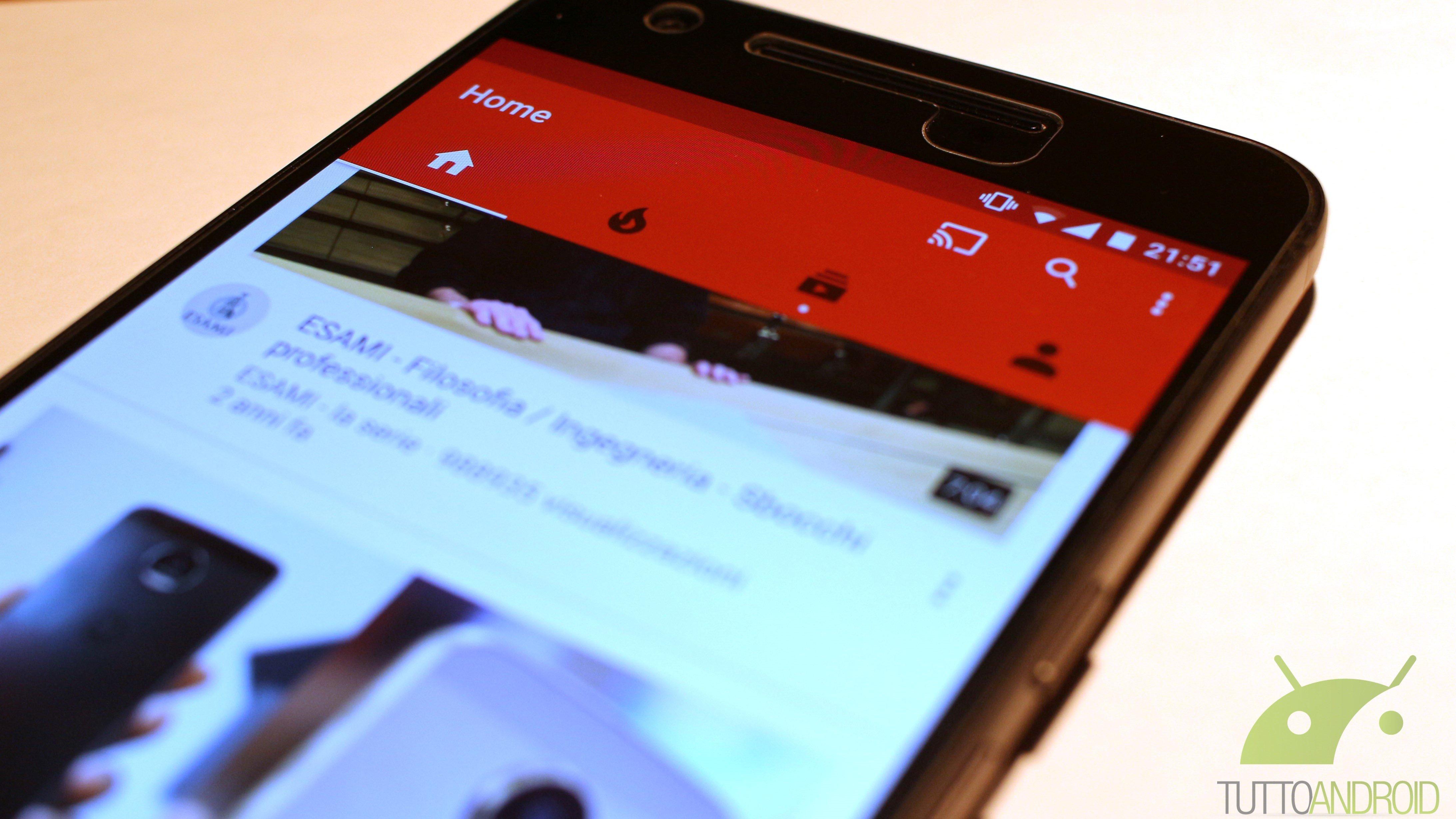 Come riprodurre video e musica di YouTube in background con Android 7.0 Nougat