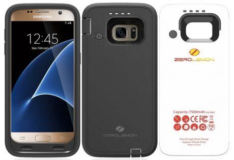 Zerolemon galaxy s7