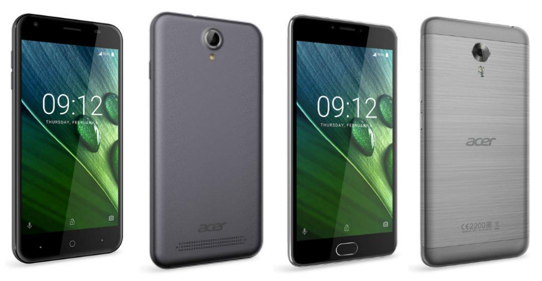 Acer annuncia Liquid Z6, Liquid Z6 Plus e Iconia Talk S: prezzi e specifiche tecniche