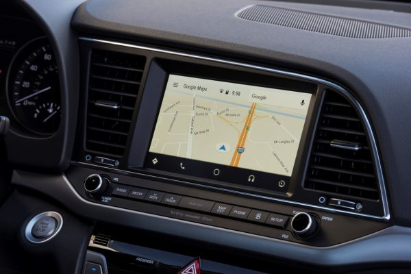 Android auto hyundai