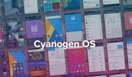 Cyanogen OS copertina