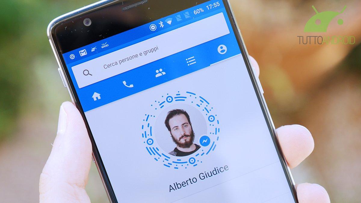 Novità per Facebook Messenger: suggerimenti, Day, Gear S3 e bot eBay