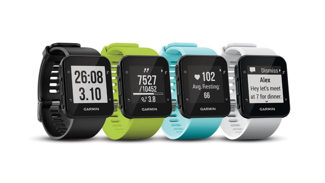 Garmin presenta lo smartwatch Forerunner 35 e l'action cam Virb Ultra 30 a IFA 2016