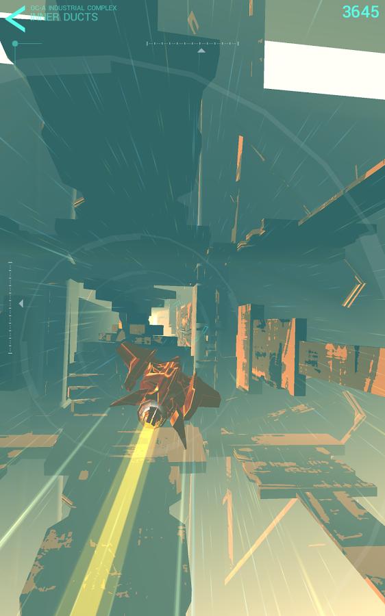 Hyperburner un gioco di corse futuristico ad alta for Le navicelle spaziali