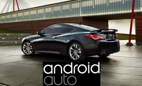 Hyundai android auto 2