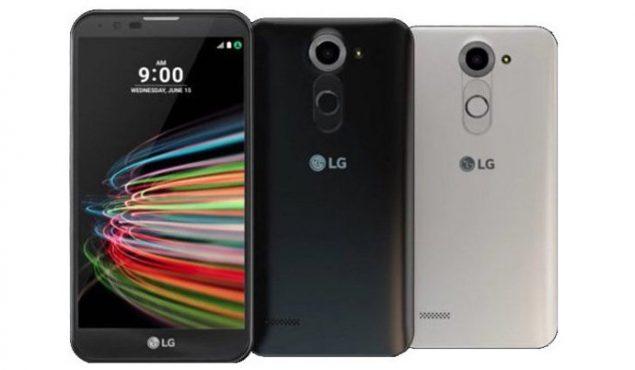 LG X Fast render