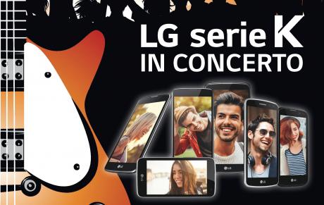 LG serie K in concerto min