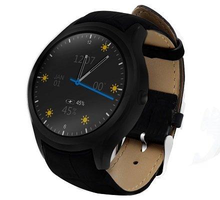 No.1 D5+ è uno smartwatch completissimo: monta Android ed è elegante