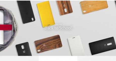 OnePlus Accessori Back to School