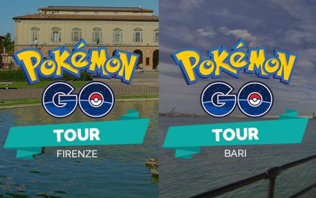 Pokémon GO tour agosto
