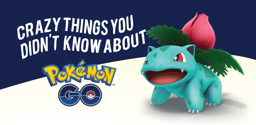 Una nuova infografica ci fornisce un po' di dati su Pokémon GO