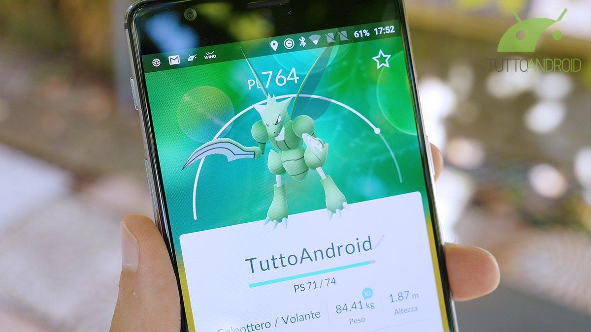Pokémon GO sembra creare problemi al GPS di Nexus 5