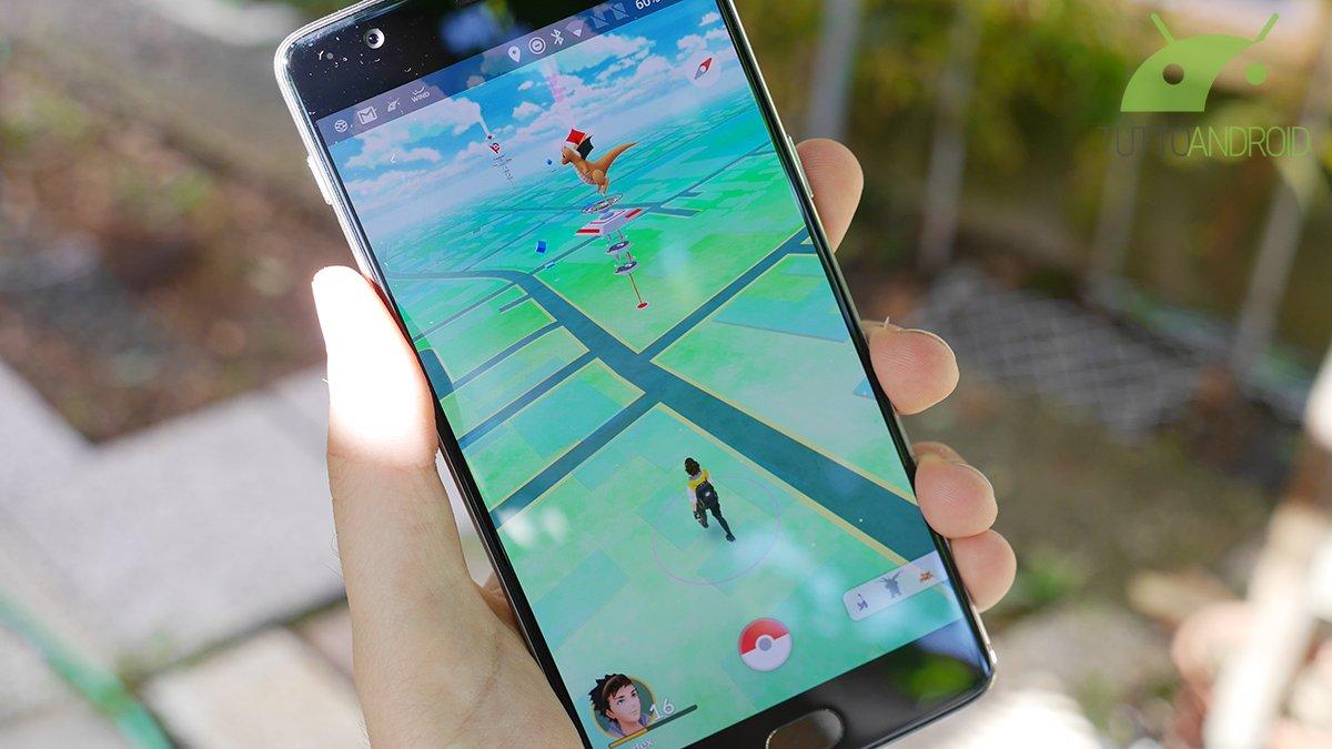 Pokémon GO ora tiene conto dei Pokémon visti nelle palestre