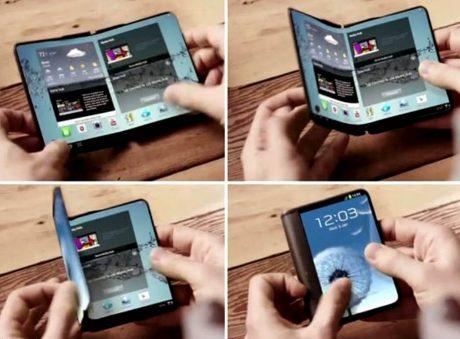 Samsung Foldable Smartphone e1472210548305