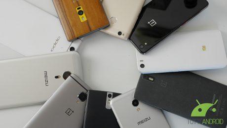 Smartphone Vari 5Ago