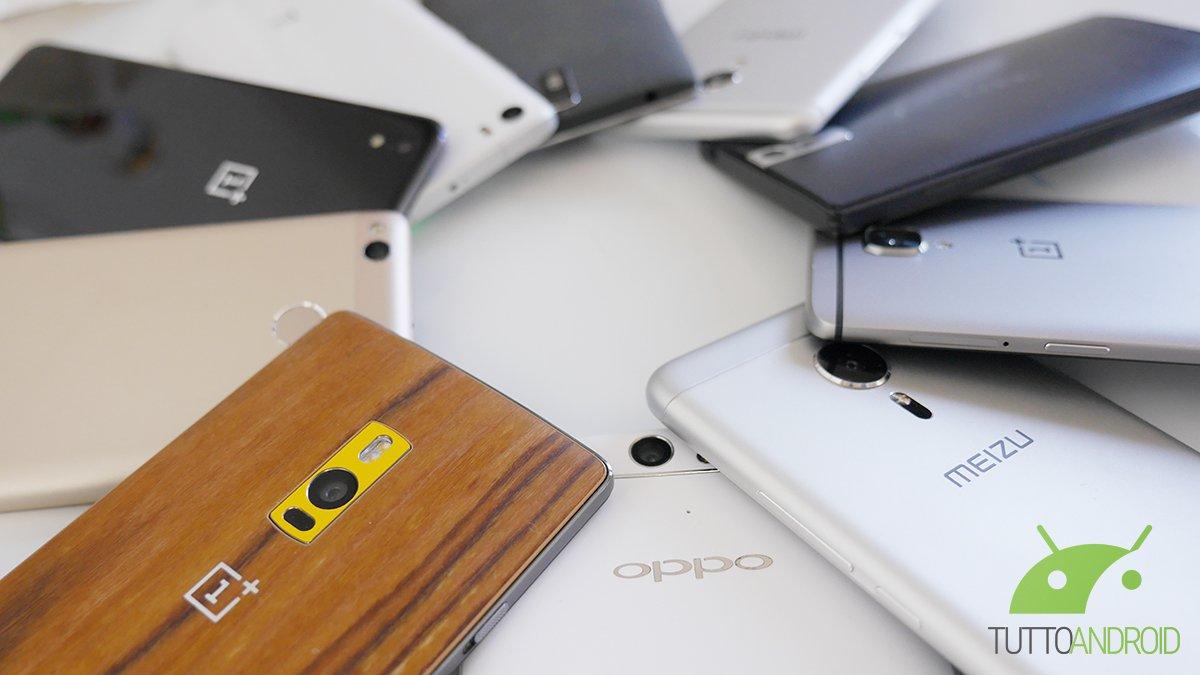 Smartphone più veloce secondo AnTuTu: tutti i nomi