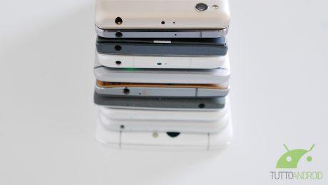 Samsung Galaxy M20, LG V40 e ASUS ZenFone 4 Max (ri)passano