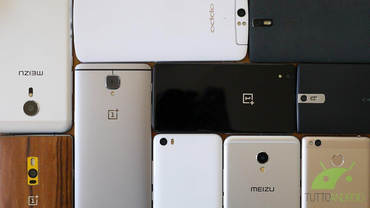 Smartphone in offerta 18 novembre 2016: Honor 7, LG Nexus 5X, Zuk Z2 e altri