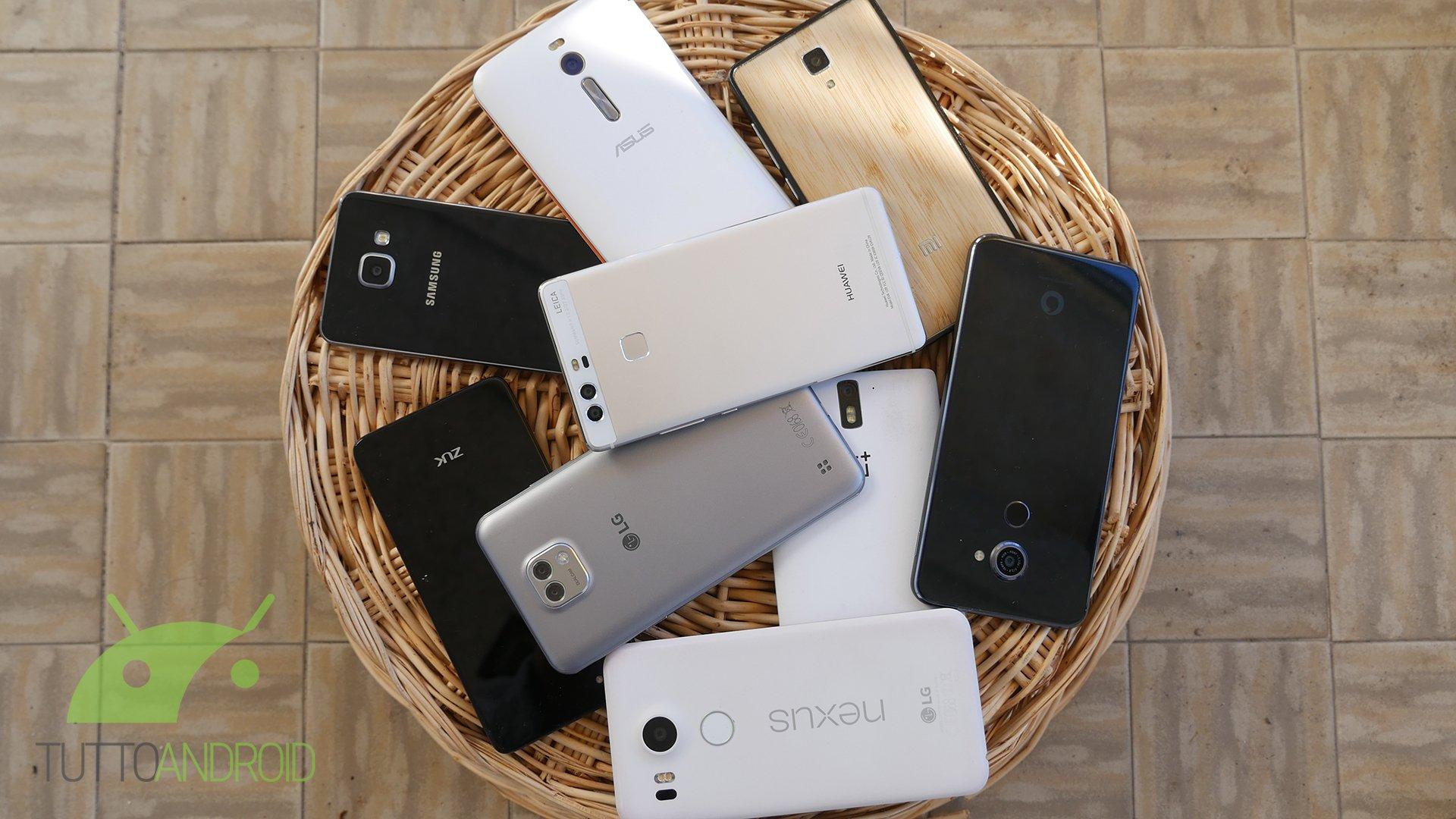 Smartphone in offerta 7 ottobre 2016: LG G5, Galaxy S7, Honor 8, HTC 10 e altri