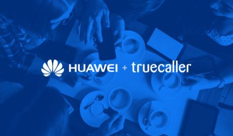 Truecaller Huawei
