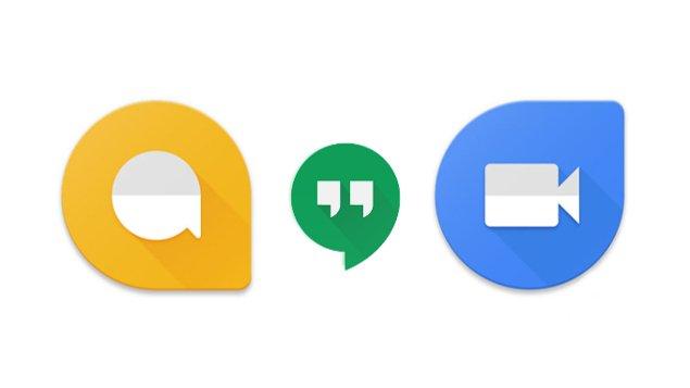 Google Hangout diventa opzionale nel pacchetto Google Apps: sostituito da Duo