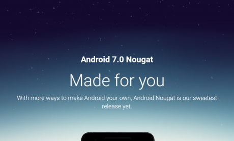 Android 7.0 nougat ufficiale tuttoandroid