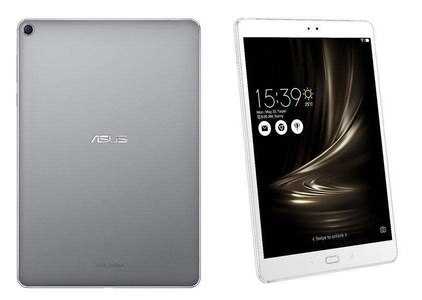 ASUS ZenPad 3S 10 arriva in Europa: grande display e un incredibile comparto audio