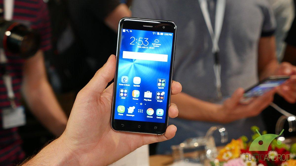 Smartphone Android in offerta 16 settembre: ZenFone 3, 3 Max, P9 Lite e altri