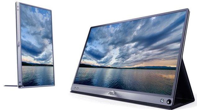 Asus Presenta Zenscreen Il Monitor Portatile Che Si