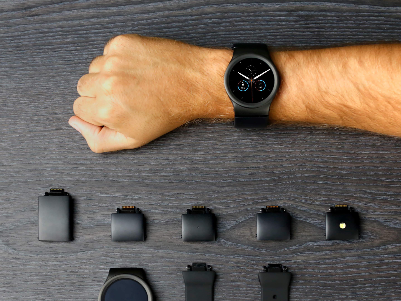 BLOCKS, lo smartwatch modulare alla FCC con nuove foto reali
