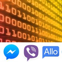 crittografia app messaggi marked