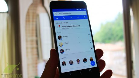 Facebook messenger 2