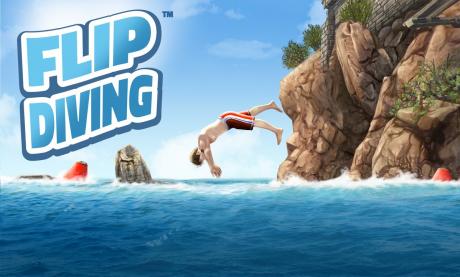 Flip diving copertina