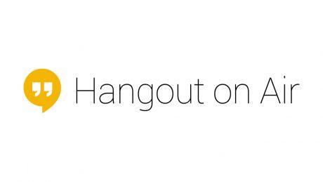 Hangoutsonair
