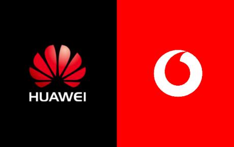 Huawei vodafone