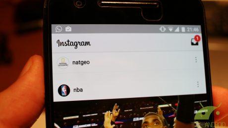 Instagram ascolta gli utenti e testa delle modifiche per il feed